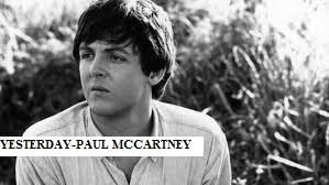 Yesterday – Paul McCartney